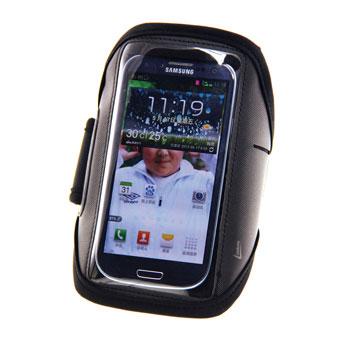 Braçadeira Sport P/ Galaxy S3 e S4 Leader 5034  - ShopNoroeste.com.br