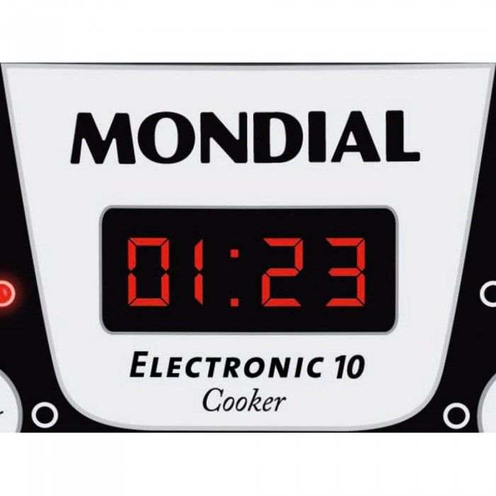 Panela Elétrica de Arroz Digital PE-15 127V - Mondial  - ShopNoroeste.com.br