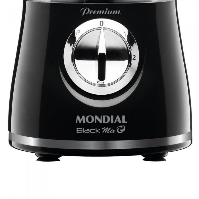 Multiprocessador Black Mix MP-03 127V - Mondial  - ShopNoroeste.com.br
