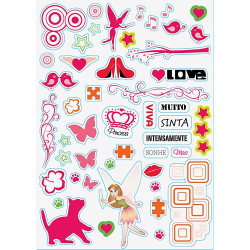 Ventilador de Mesa 30cm V-29 Fashion Pink Fada Encantada 127V - Mondial  - ShopNoroeste.com.br