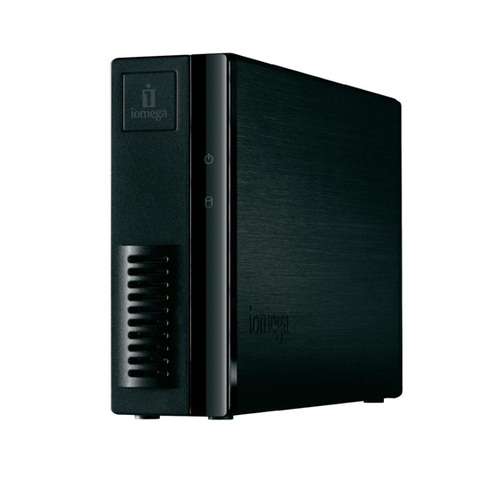 HD Externo USB e Rede 1TB Ez Media e Backup Center Iomega 35930 - 70A29000LA  - ShopNoroeste.com.br