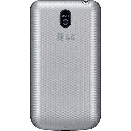Smartphone LG Tri Chip Preto - LGC398  - ShopNoroeste.com.br