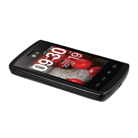 Smartphone LG Optimus L1 II E410 Preto Android 4.1 3G 2MP GPS  - ShopNoroeste.com.br