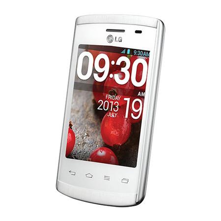 Smartphone LG Optimus L1 II E410 Branco Android 4.1 3G 2MP GPS  - ShopNoroeste.com.br