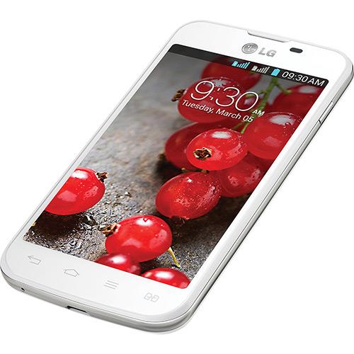 Smartphone LG Optimus L5 II Dual Chip E455 Android 4.1 Preto  - ShopNoroeste.com.br