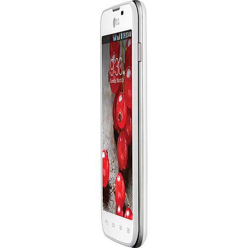 Smartphone LG Optimus L5 II Dual Chip E455 Android 4.1 Branco  - ShopNoroeste.com.br