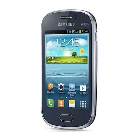 Smartphone Samsung Galaxy Fame Duos Grafite - GT-S6812  - ShopNoroeste.com.br