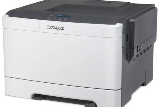 Impressora a Laser Lexmark Colorida CS310DN  - ShopNoroeste.com.br