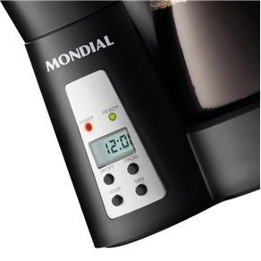 Cafeteira Mondial Bella Arome C-14 Elétrica 127V  - ShopNoroeste.com.br