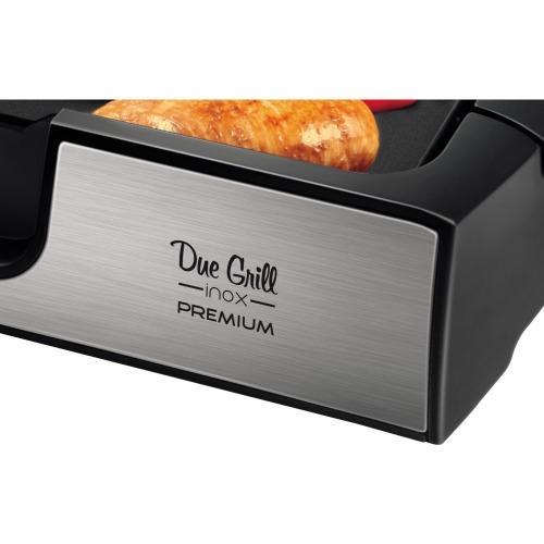Grill Mondial Due Grill Premium G-10 1270W Inox Placa Removível 127V  - ShopNoroeste.com.br