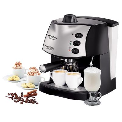 517c6d55d ... Máquina de Café Expresso Mondial C-08 127V - ShopNoroeste.com.br ...