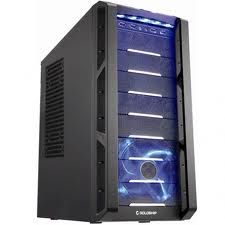 Gabinete Leadership ATX Server Generation Black 1505  - ShopNoroeste.com.br