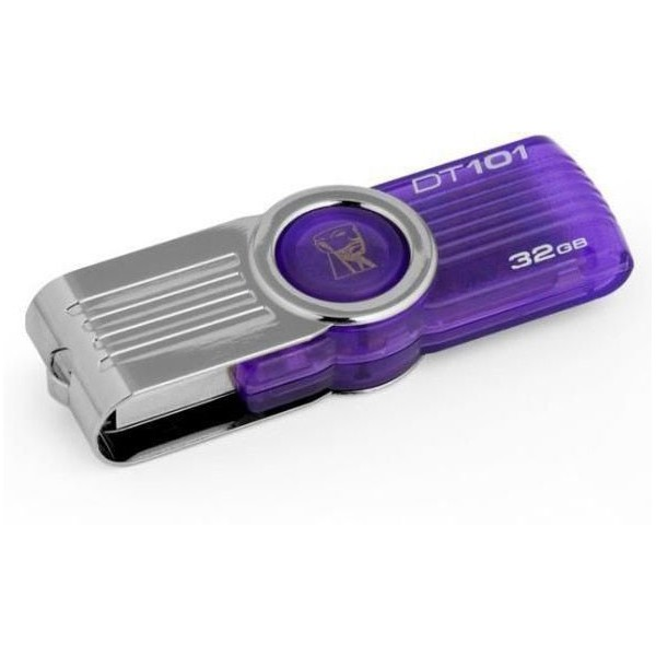 Pen Drive Kingston DataTraveler DT101G2 32GB - ShopNoroeste.com.br