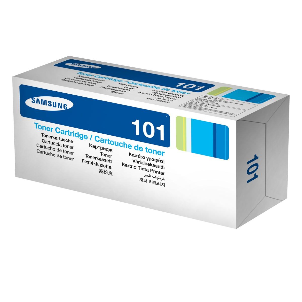 Toner Original Samsung MLT-D101S - Preto  - ShopNoroeste.com.br
