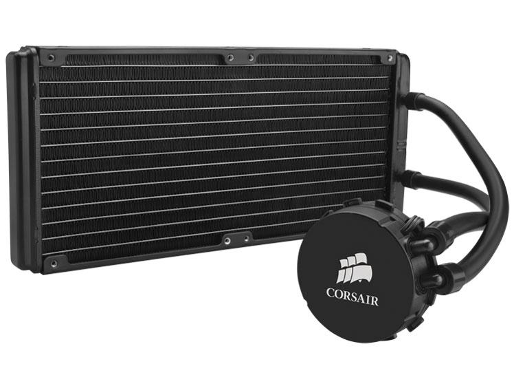 Cooler Corsair Hydro H110 CW-9060014-WW  - ShopNoroeste.com.br