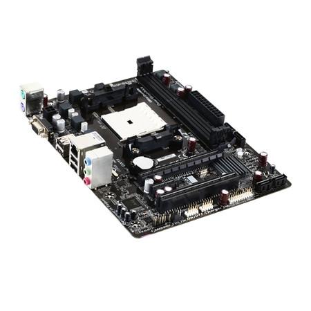 Placa Mãe Gigabyte FM2 GA-F2A55M-S1 Micro ATX  - ShopNoroeste.com.br
