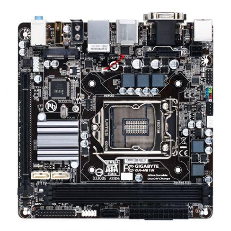 Placa Mãe Gigabyte LGA 1150 GA-H81N  - ShopNoroeste.com.br