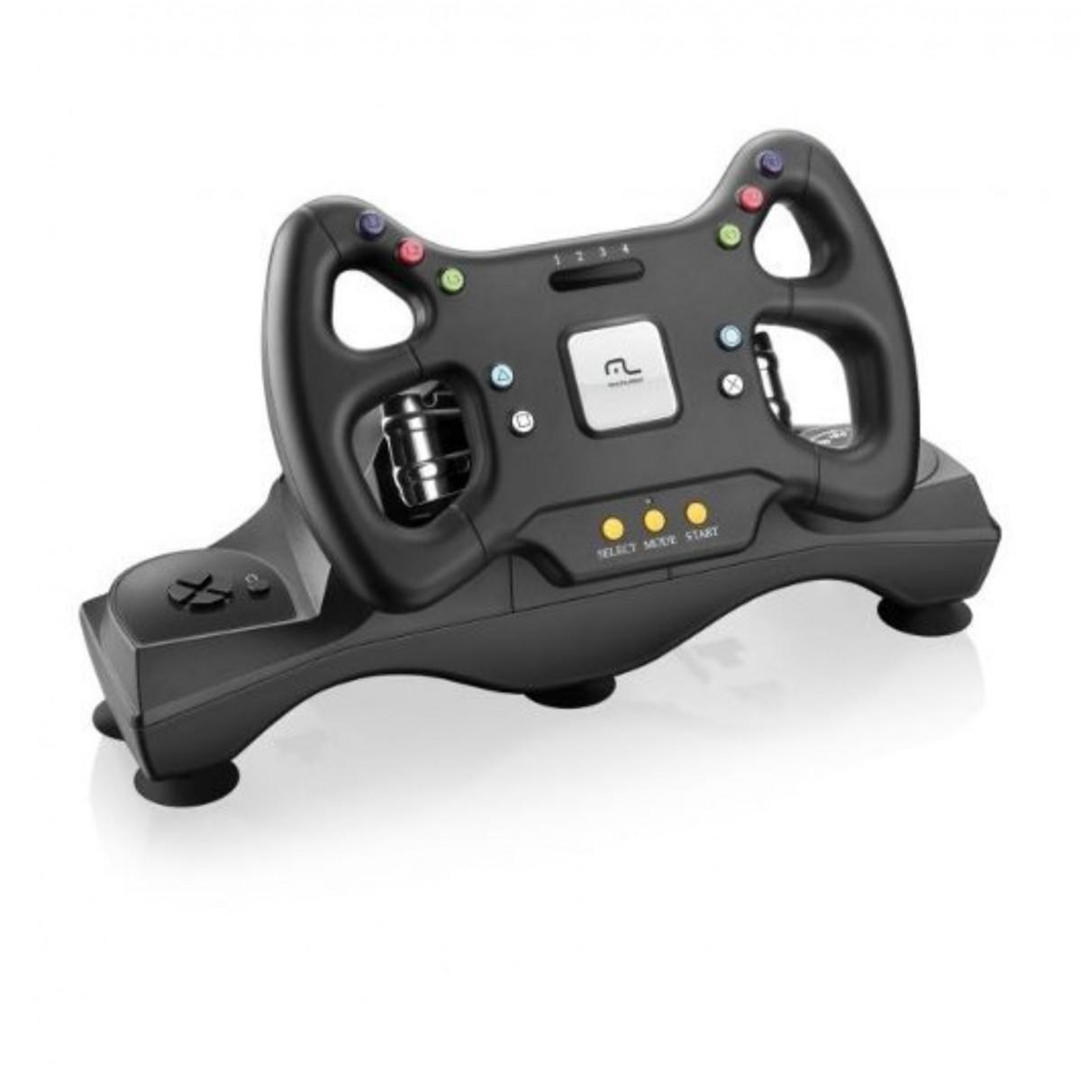 Volante Multilaser 2 em 1 Formula 1 JS069 Xbox360/PC  - ShopNoroeste.com.br