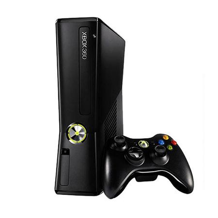 VideoGame Microsoft XBOX 360 Slim Arcade 4GB L9V-00006  - ShopNoroeste.com.br