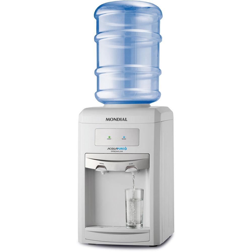 Bebedouro Mondial BB-02 127V Agua Natural e Gelada  - ShopNoroeste.com.br