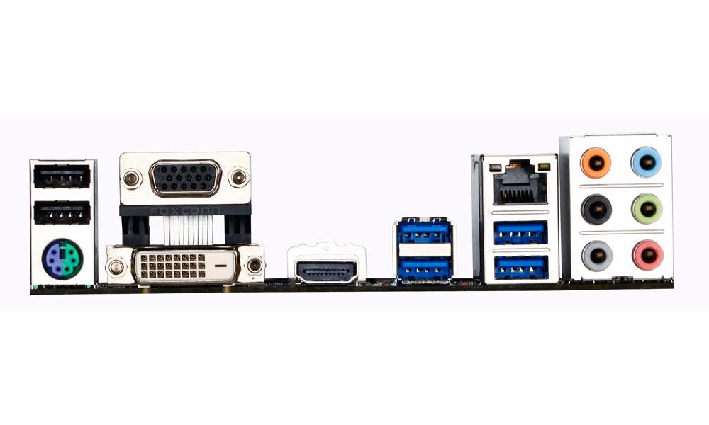 Placa Mãe Gigabyte GA-H87M-D3H LGA 1150 Box  - ShopNoroeste.com.br