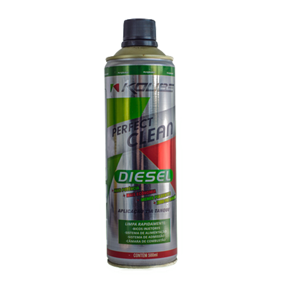 Aditivo Combustível Perfect Clean Koube 500ml Motores a Diesel  - ShopNoroeste.com.br
