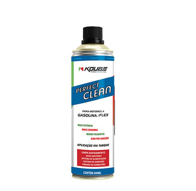 Aditivo Combustível Perfect Clean Koube 500ml Motores Etanol, Gasolina, Gnv e Flex  - ShopNoroeste.com.br
