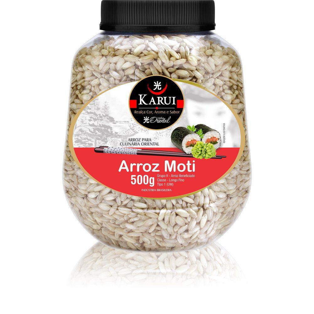 Arroz Moti Karui 500g  - ShopNoroeste.com.br