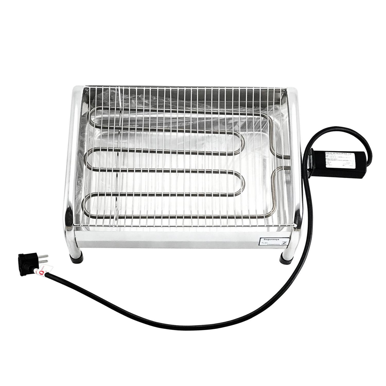 Churrasqueira Elétrica Marlux Super Grill II 1600W - 127V  - ShopNoroeste.com.br