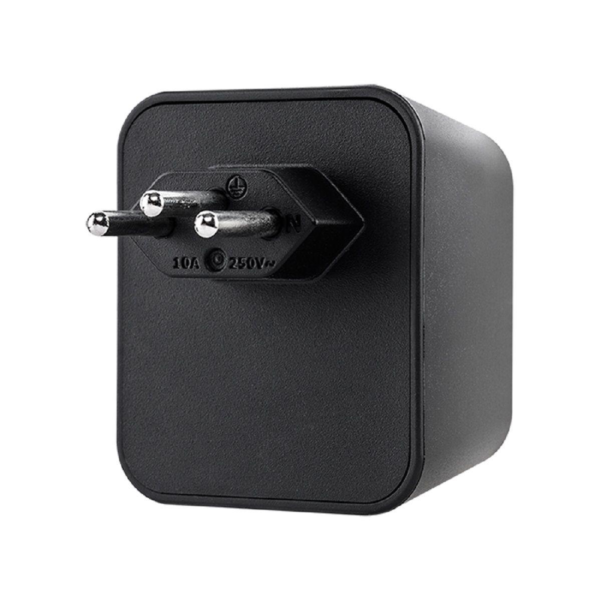 Dispositivo de Proteção Elétrica Contra Surtos DPS Intelbras Bivolt - EPS 301  - ShopNoroeste.com.br