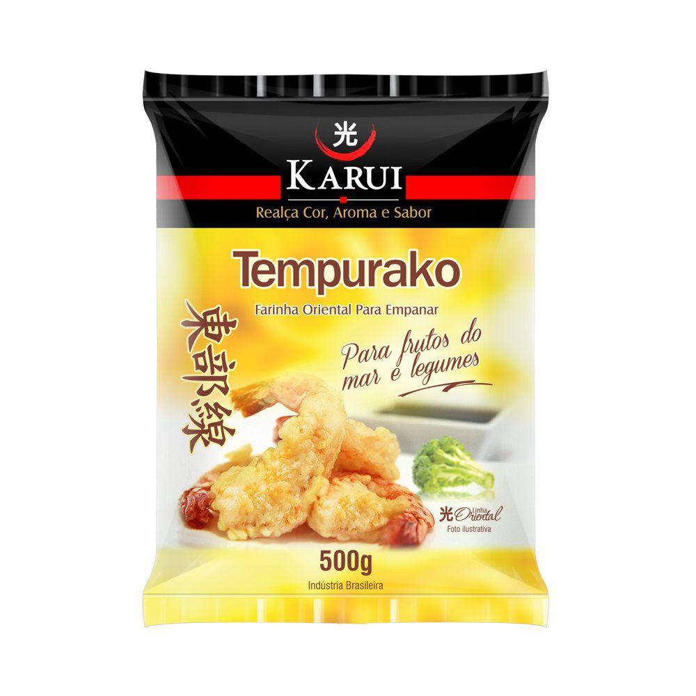 Farinha Oriental Tempurako 500g Karui  - ShopNoroeste.com.br