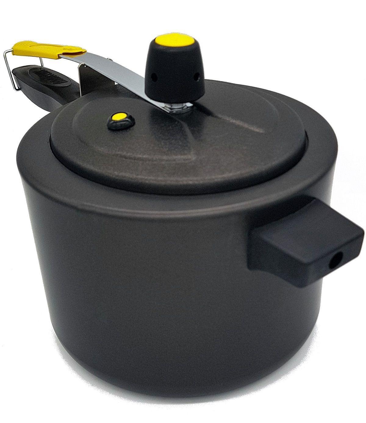 Panela de Pressão 4,5 Litros Antiaderente Marflon - Marlux  - ShopNoroeste.com.br