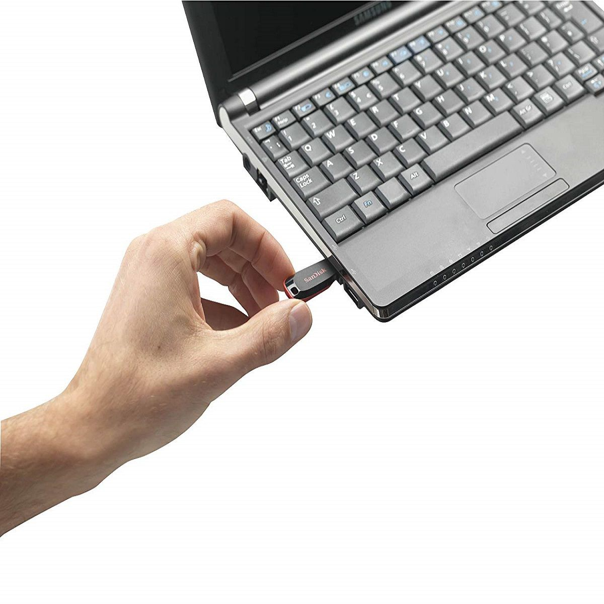 Pen Drive 64GB - Sandisk - Cruzer Blade  - ShopNoroeste.com.br
