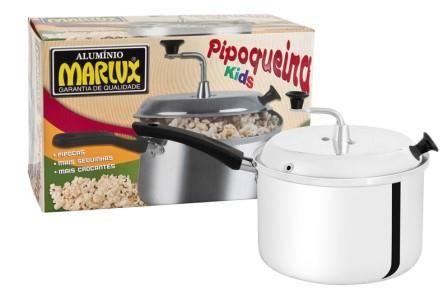 Pipoqueira Kids 3,4 Litros - Marlux  - ShopNoroeste.com.br