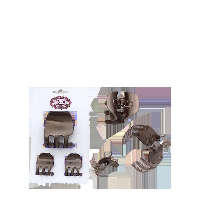 KIT COM 1 PIRANHA GRANDE E 2 PEQUENAS CORES SORTIDAS NO PACOTE PCT C/ 12 CTL - C026  - Bijunova Import