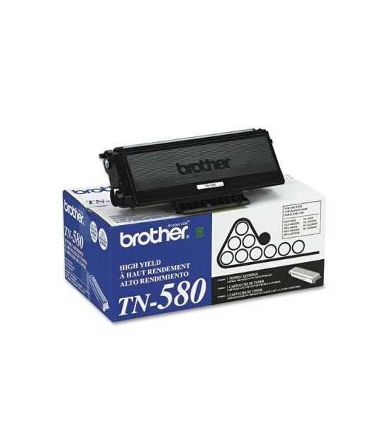 Cartucho de Toner Brother TN-580 Original DCP8065 DCP8080 Hl5250