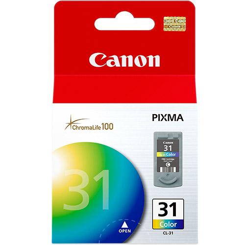 Cartucho de Tinta Canon CL-31 Tricolor