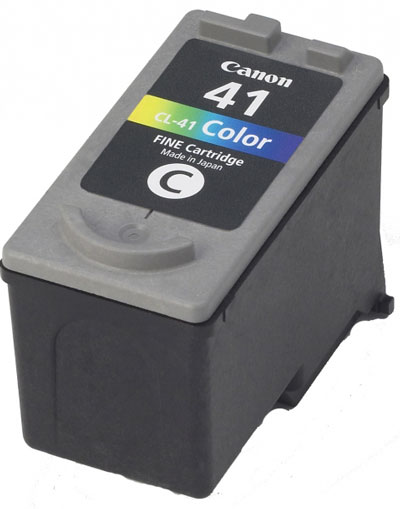 Cartucho de Tinta Canon CL-41 Tricolor