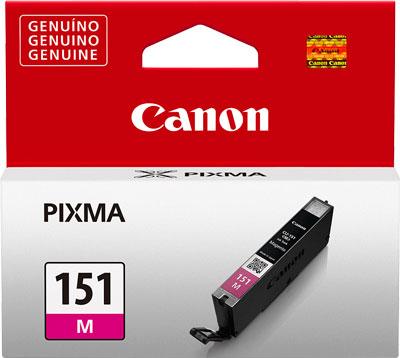 Cartucho de Tinta Canon CLI-151M Magenta