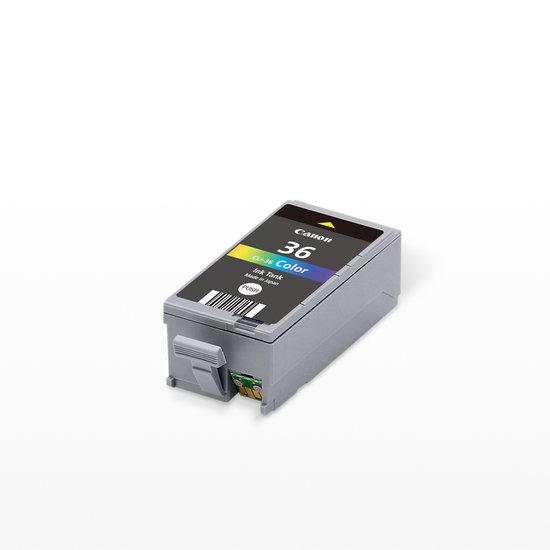 Cartucho de Tinta Canon CLI-36 Colorido iP100 iP110