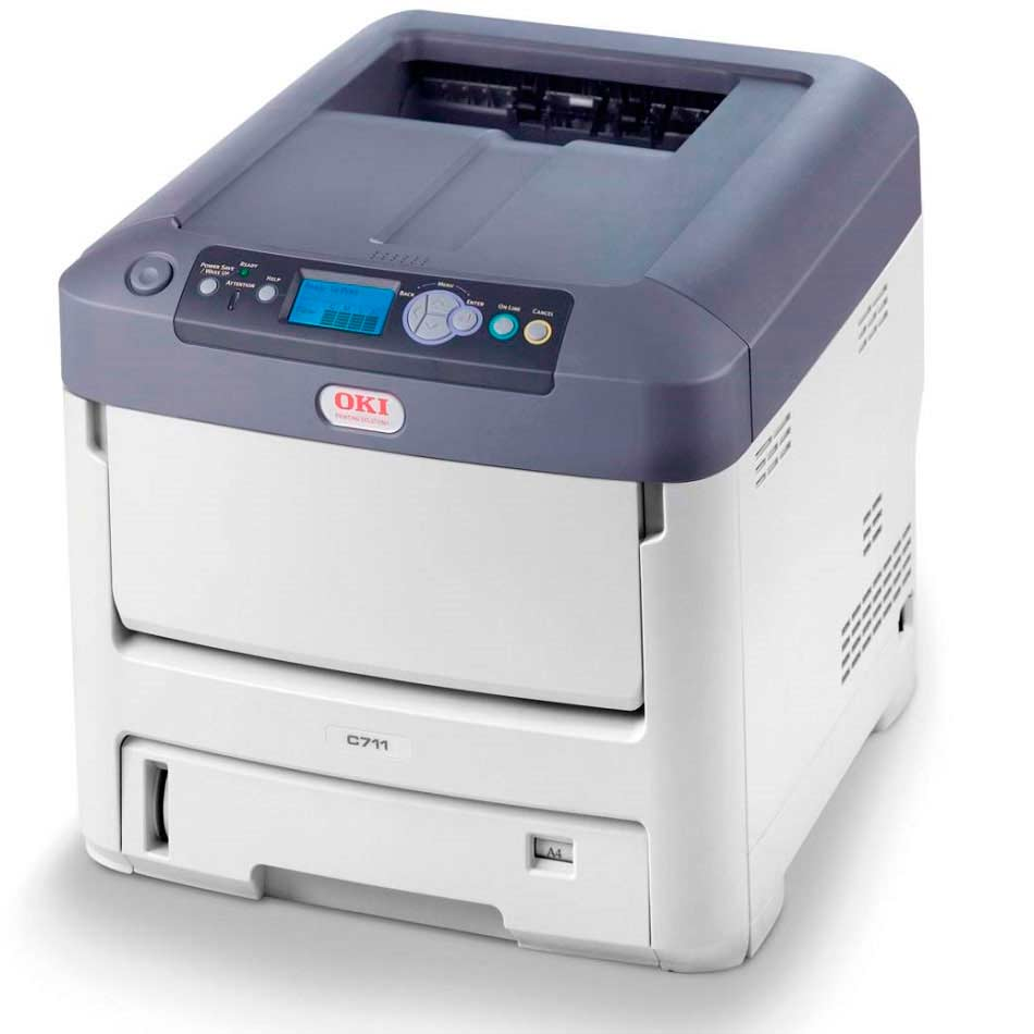 Impressora Color Laser Okidata C711N – 62446801