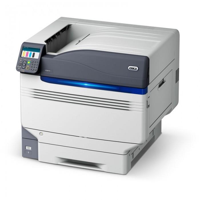 Impressora Led Color Super A3 OKI C911 MDI - 61601637
