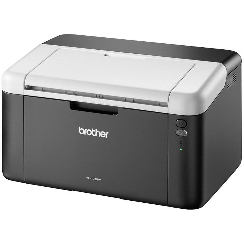Impressora Laser Mono Brother Hl-1212W Wireless 21ppm