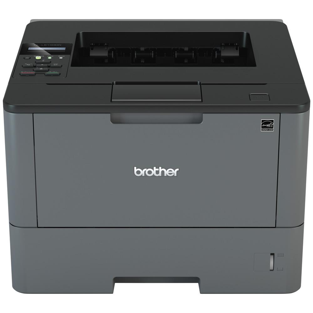 Impressora Laser Mono Brother HL-L5102DW 40ppm Duplex Wireless
