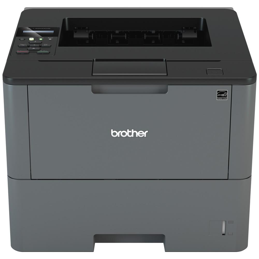 Impressora Laser Mono Brother HL-L6202DW 46ppm Duplex Wireless