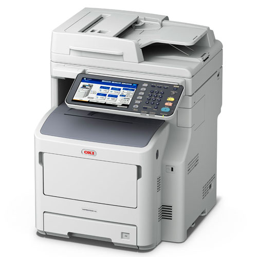 MPS-5502mb Multifuncional a Laser Mono Okidata-61601901
