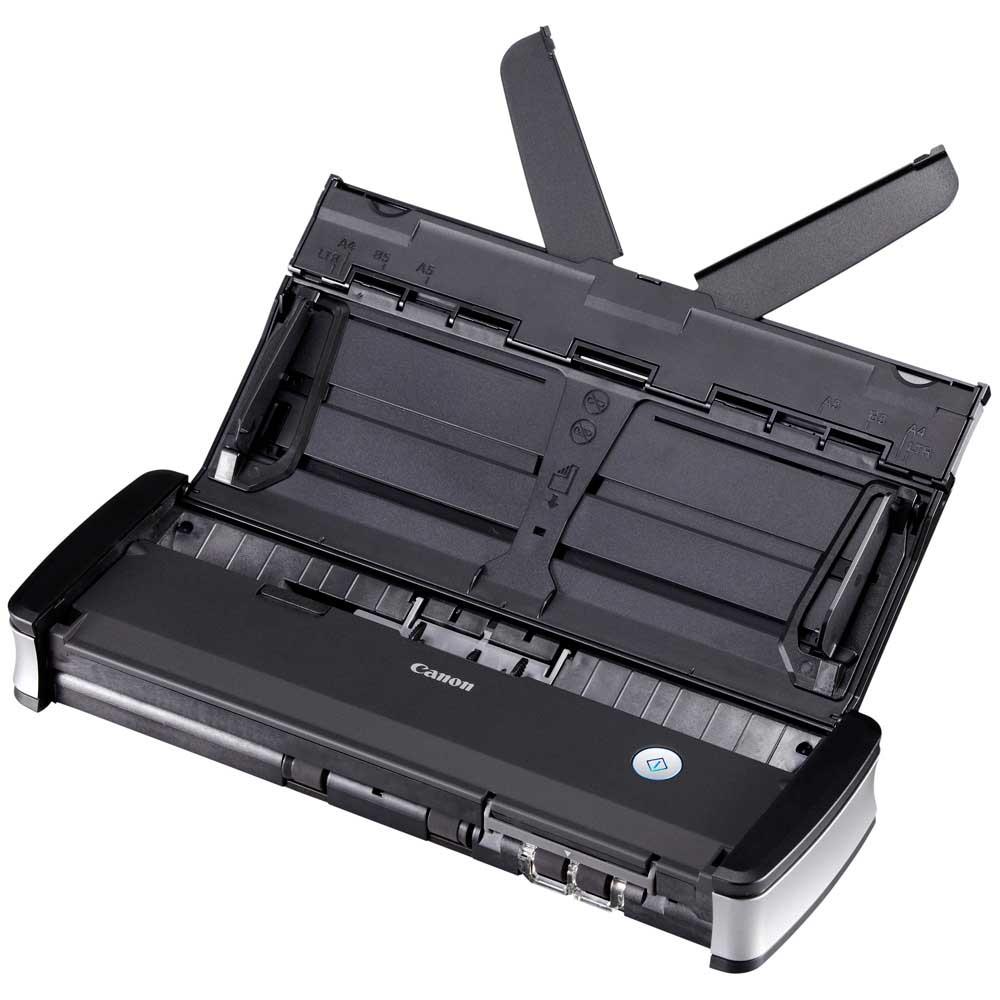 Scanner Canon P-215II 15ppm Duplex Portátil