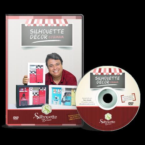 Silhouette Decor Cozinha - Curso Oficial em DVD