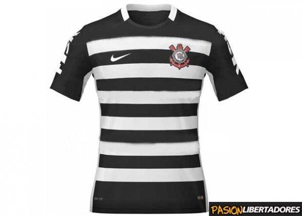 5731f52855bde Camiseta do Corinthians nova - Rafael Maciel ...