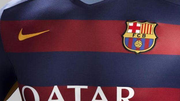 Camiseta Barcelona nova  - Maicon Fernando Pedroso